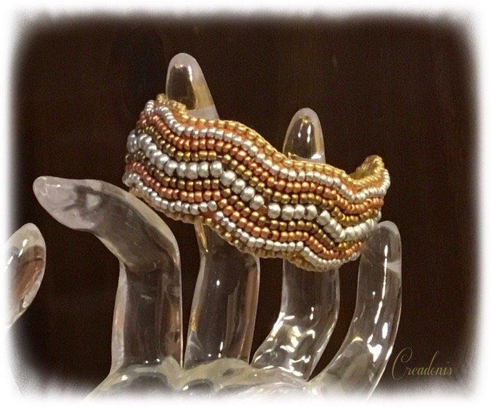 bracelet brode