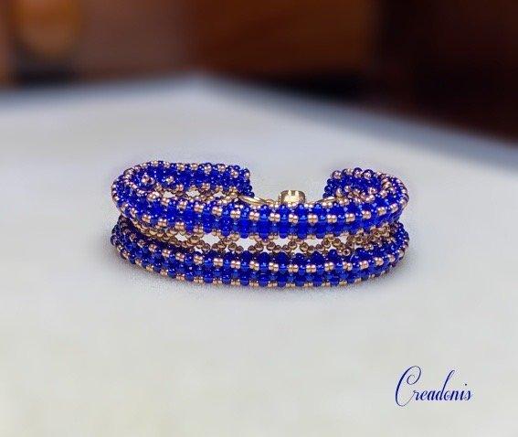 bracelet raw avec l'aide de Coco